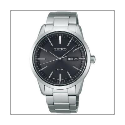 【正規品】SEIKO セイコー 腕時計 SBPX063 メンズ SPIRIT スピリット ソーラー