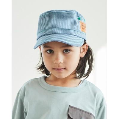 SHOO・LA・RUE/Kids(シューラルー /キッズ) ステッチ配色ワークキャップ