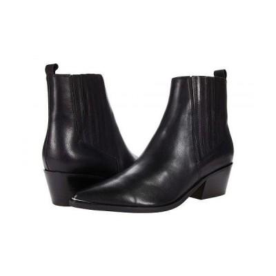 Marc Fisher マークフィッシャー レディース 女性用 シューズ 靴 ブーツ アンクル ショートブーツ Ulora - Black