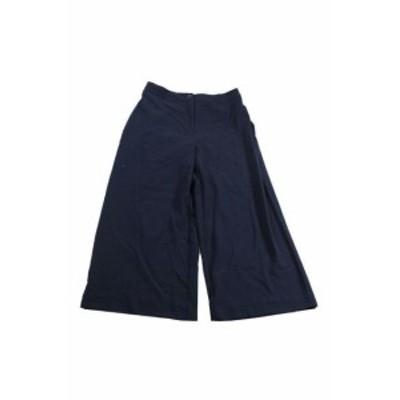 Alfani  ファッション パンツ ALFANI navy blue elastic-waist pants 4