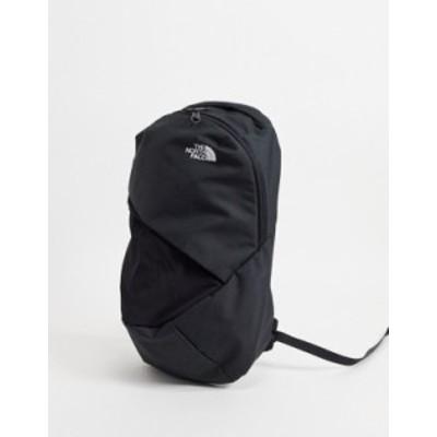 ノースフェイス レディース バックパック・リュックサック バッグ The North Face Electra backpack in black Tnf black heather