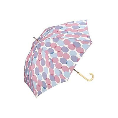 ワールドパーティー(Wpc.) 雨傘 長傘 ピンク 58cm レディース ムナ 73988-09 PK