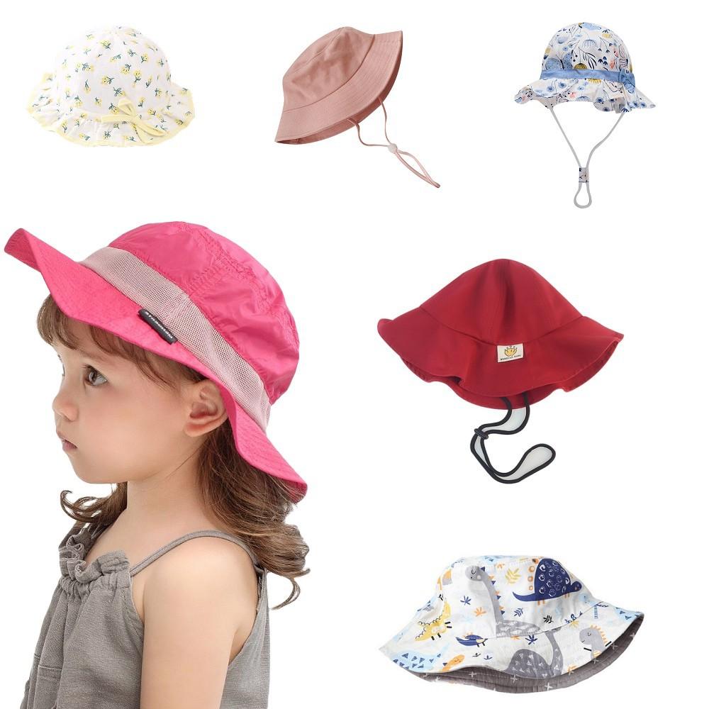 Baby童衣 遮陽漁夫帽 男童休閒外出漁夫帽 男寶寶女寶寶遮陽防曬帽 童帽 寶寶帽 兒童帽子88278