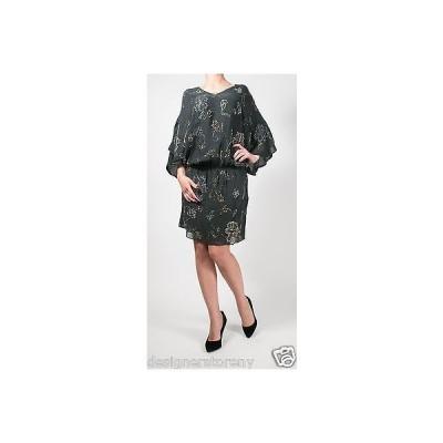 ドレス トラーニ Tolani Beyond Sequin Mini Dress in Grey