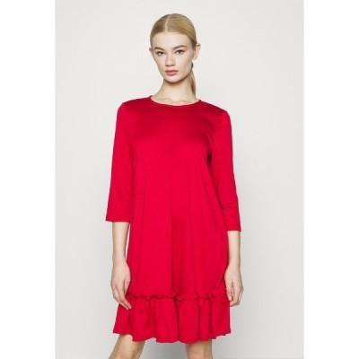ヴィラ ワンピース レディース トップス VITINNY  - Day dress - jester red