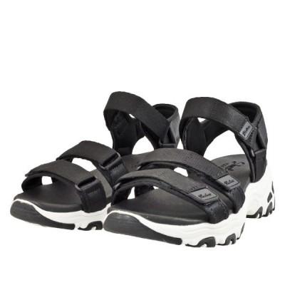 レディース 靴 サンダル スケッチャーズ 厚底 スポーツサンダル ブラック SKECHERS31514BLK