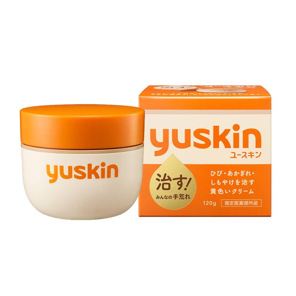Yuskin悠斯晶乳霜120g