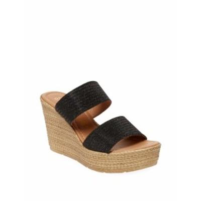 セーシェル レディース シューズ サンダル Two-Strap Wedge Sandal