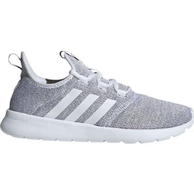 アディダス adidas レディース ランニング・ウォーキング シューズ・靴 Cloudfoam Pure 2.0 Running Shoes White/Black
