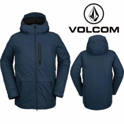 ボルコム ウェア ジャケット 20-21 VOLCOM DEADLY STONES JACKET BLU-Blue G0652111 スノーボード 日本正規品