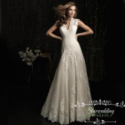 挙式 ウェディグドレス ブライダルウエディングなし ロングドレス 二次会 パーティードレス マーメイドラインドレス 結婚式 大きいサイズ