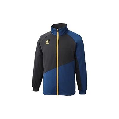 ニッタク(Nittaku) 卓球 男女兼用 ウォームアップシャツ トレーニングSLシャツ NW-2854 イエロー(60) L