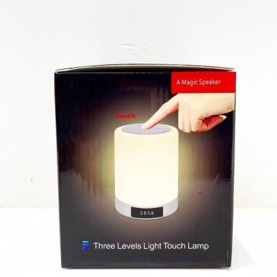 新品未使用品 Touch Lamp Portable Speaker (U)
