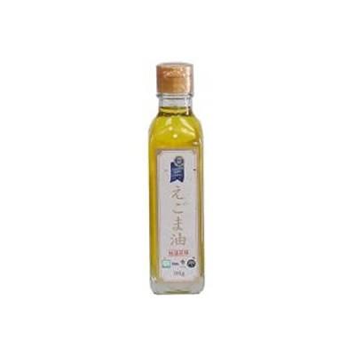 スリーエス えごま油(低温圧搾) 165g