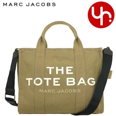 【週末限定ポイント3%】マークジェイコブス Marc Jacobs バッグ トートバッグ M0016161 スレートグリーン ザ トラベラー キャンバス グラフィック ロゴ ザ トー