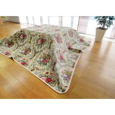 西川 マルチカバー長方形 サンダーソン 綿100% 上掛カバー ウォッシャブル 日本製 200×240cm