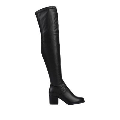 SEXY WOMAN ブーツ ブラック 36 紡績繊維 ブーツ