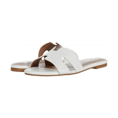 French Sole フレンチソール レディース 女性用 シューズ 靴 サンダル Alibi Sandal - White Leather