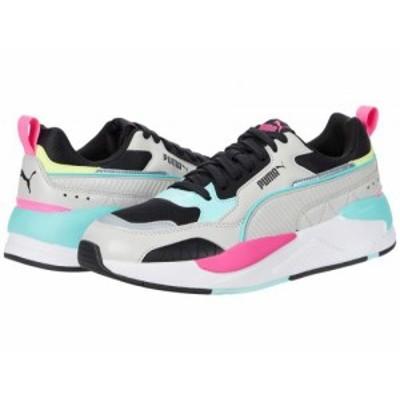 PUMA プーマ メンズ 男性用 シューズ 靴 スニーカー 運動靴 X-Ray 2 Square Gray Violet/Gray Violet/Puma Black/Aruba【送料無料】