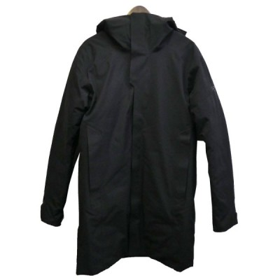 ARCTERYX 「THORSEN PARKA」 GORE-TEXフーデッドダウントルセンパーカー ブラック サイズ:S (新宿店) 201101