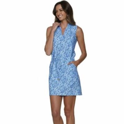 ヘレン ジョン Helen Jon レディース ワンピース ワンピース・ドレス Bel Air Sanibel Dress Blue/Navy