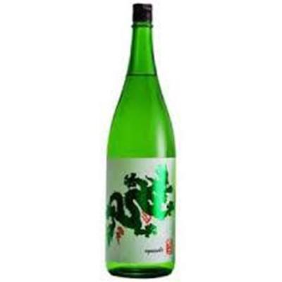【日本酒】龍力純米酒 緑ドラゴン720ml