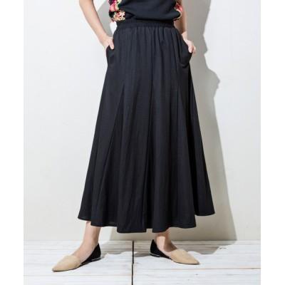 Million Carats / 【STYLE4】接触冷感 フレアースカート WOMEN スカート > スカート