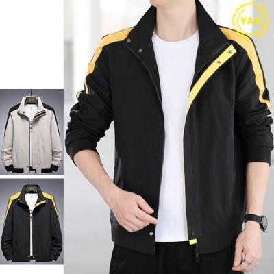 コーチジャケット メンズ ジャケット はおり ジャンパー 立ち襟 ミリタリージャケット 30代 40代 50代 ファッション