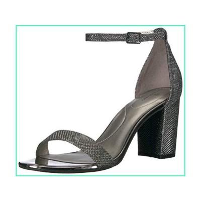 Bandolino Footwear Women's Armory Heeled Sandal, Gunmetal, 8並行輸入品