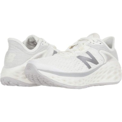 ニューバランス New Balance レディース シューズ・靴 Fresh Foam More v2 Sea Salt/Light Aluminum