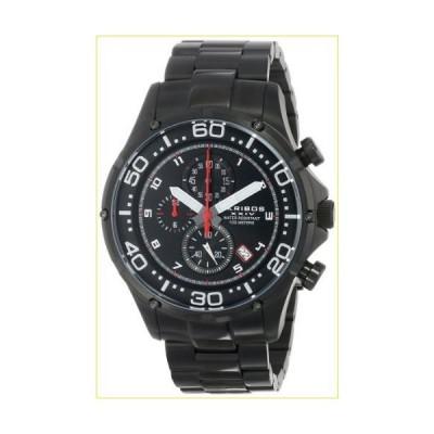 [アクリボス XXIV]Akribos XXIV 腕時計 Black Watch AK663BK メンズ [並行輸入品]