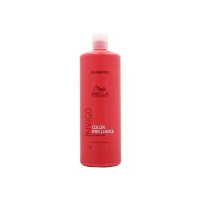 ウエラ INVIGO インヴィゴ カラーブリリアンス カラーヘア シャンプー 1000ml サロン専売品 美容室 専売品