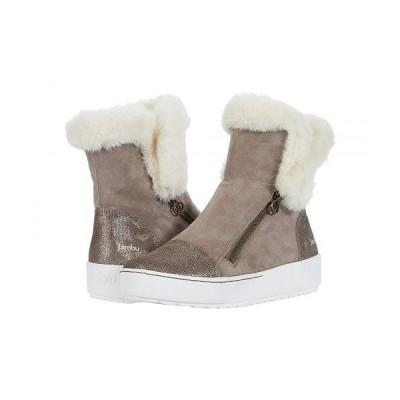 Jambu ジャンブ レディース 女性用 シューズ 靴 スニーカー 運動靴 Erica - Taupe