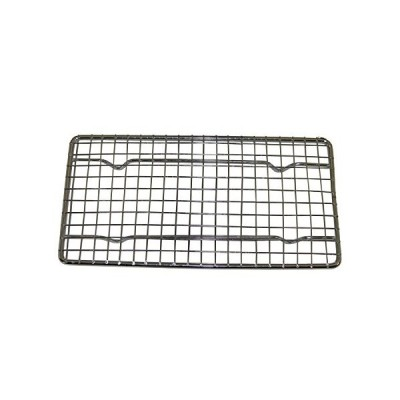 Update International (PG1018) 10 x 18 Rectangular Chrome-Plated Wire Pan Gr