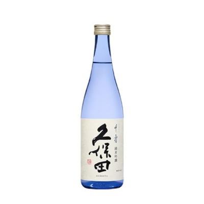 【配達地域限定商品】清酒 久保田 千寿 純米吟醸 720ml(四合瓶) 1本 日本酒