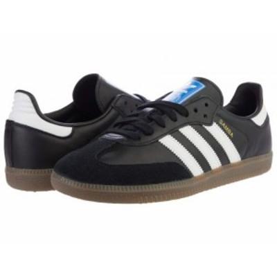 adidas Originals アディダス レディース 女性用 シューズ 靴 スニーカー 運動靴 Samba OG Core Black/Footwear White/Gum 5【送料無料】