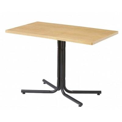 カフェテーブル 長方形 テーブル 幅100 ダイニング ラウンド  ミーティングテーブル ダリオ 東谷 END-224TNA 在宅ワーク 在宅勤務 模様替え  新生活