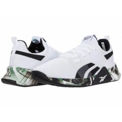 Reebok リーボック メンズ 男性用 シューズ 靴 スニーカー 運動靴 Flashfilm Train 2.0 White/Black/Court Green【送料無料】