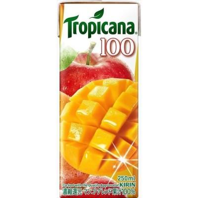 キリン トロピカーナ100%マンゴーブレンド 250ml