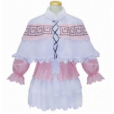 小林さんちのメイドラゴン 風 カンナカムイ 小林カンナ コスチューム コスプレ衣装 4点セット サイズ S〜XL