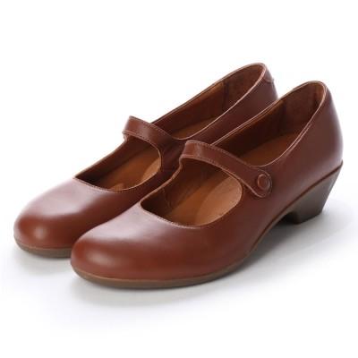 ヨーロッパコンフォートシューズ EU Comfort Shoes Benvado パンプス(31001) (ブラウン)