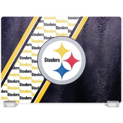 Pittsburgh Steelers NFL Glass Cutting Board 並行輸入品