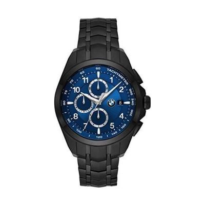 [ビー・エム・ダブリュー] 腕時計 CLASSIC BMW8006 メンズ 正規輸入品 ブラック