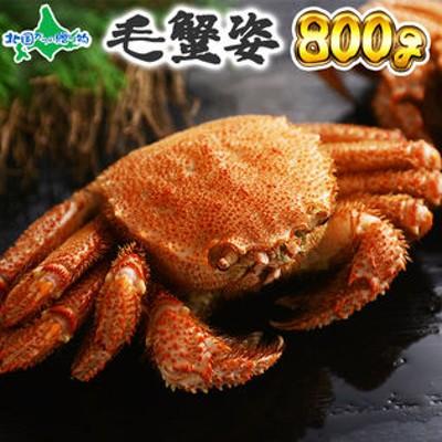 【800g】毛蟹 姿