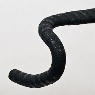 バイクリボン 自転車用品 ドロップス  210×3cm  ブラック×ブラック