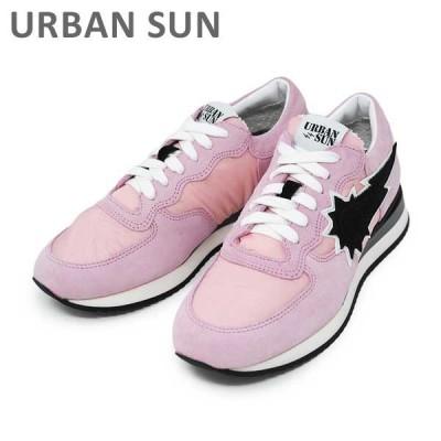 アーバンサン スニーカー DORIS 112 ピンク URBAN SUN レディース シューズ 靴