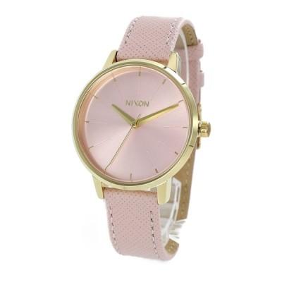 【ボックス訳ありアウトレット】ニクソン レディース Kensington ゴールド ピンク A1082813 あすつく 腕時計