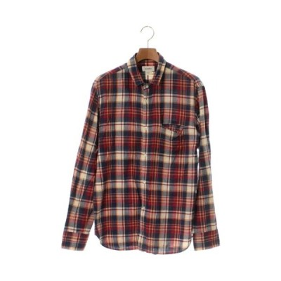 quadro クオドロ カジュアルシャツ メンズ