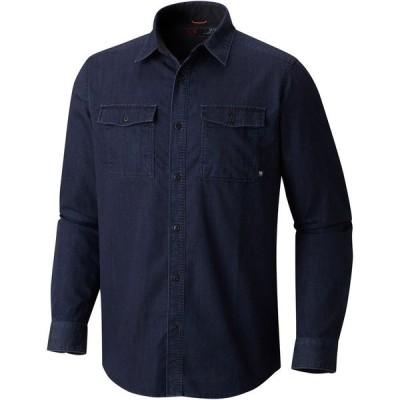マウンテンハードウェア メンズ シャツ トップス Hardwear Denim Shirt
