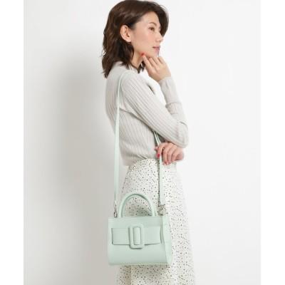 AG by aquagirl / 【GISELe12月号掲載/2WAY】バックルカラーミニバッグ WOMEN バッグ > ハンドバッグ